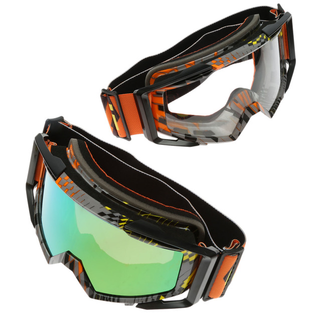 fa56e3e90422 Professional Adult Motocross Goggles Dirt Bike ATV Motorcycle Ski Glasses  Motor Gafas Ski Snowboard Goggles for KTM FOX Helmet