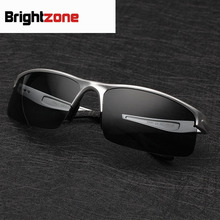 Aluminum Magnesium Man Polarized Light Sunglasses Drive Glasses Sunglasses Ride In Good Luck Action Goggles oculos de sol gafas