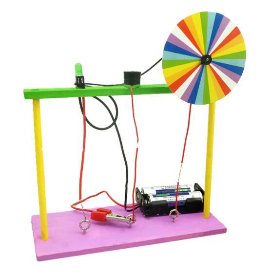 Expériences physiques intéressantes faisant Invention Science expérience jouet Science modèle cours matériel bricolage