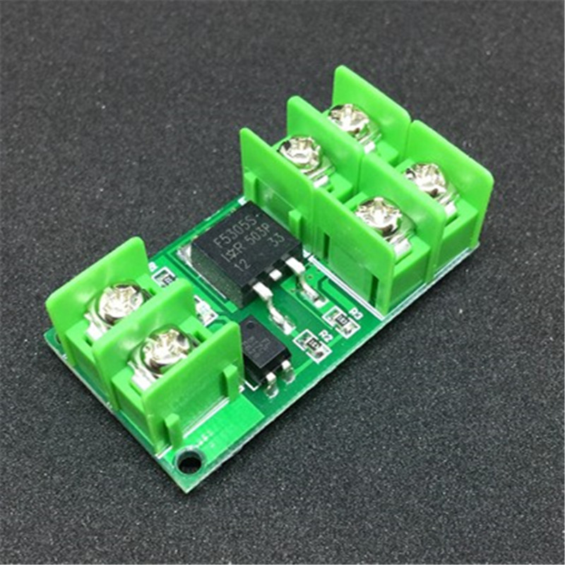 Electronic Switch Control Board Pulse Trigger Switch Module DC Control MOS Field Effect Module Transistor Optocoupler
