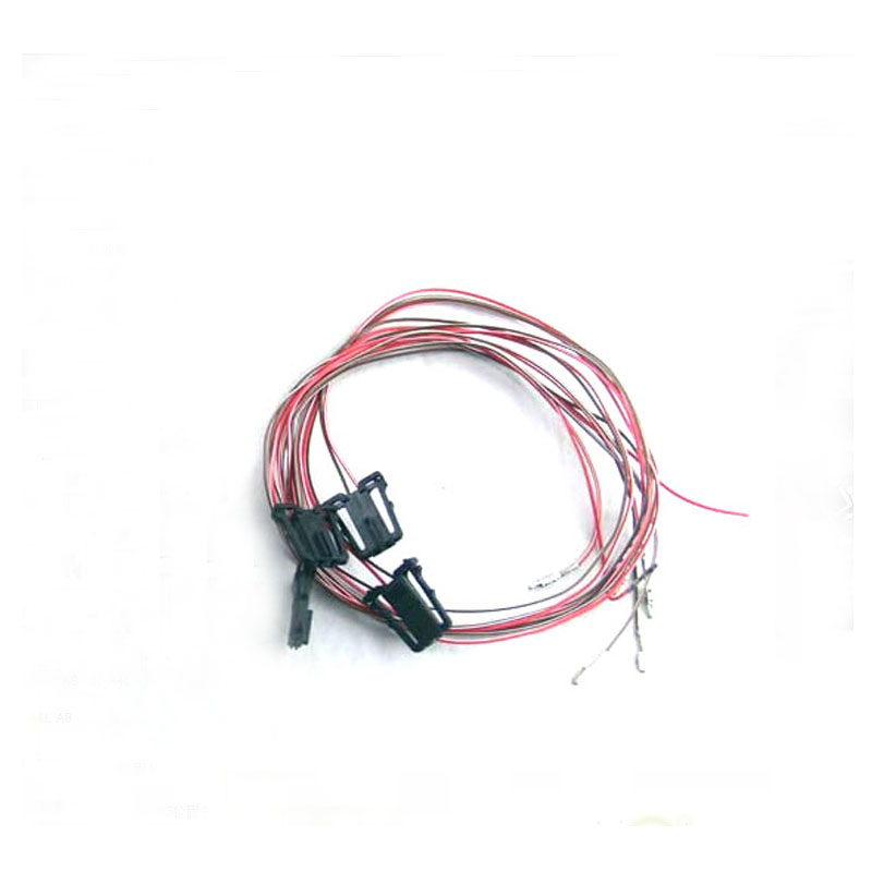 compare prices on jetta door wiring harness online shopping buy 4pcs sets harness wires cable for vw door light fit for vw golf