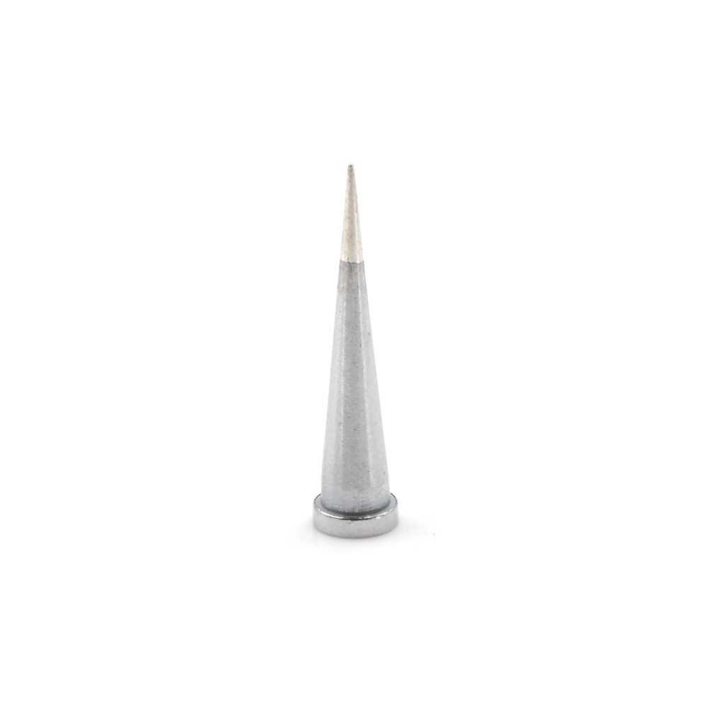 1pc Nickel Plated <font><b>Soldering</b></font> <font><b>Iron</b></font> Tip Conical Replacement Part for <font><b>Weller</b></font> <font><b>Soldering</b></font> Station image