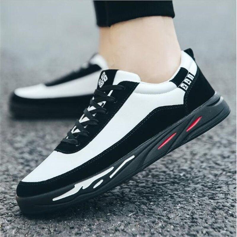 Suela brown Moda Deporte 2019 Transpirable 39 De Y Casuales Zapatos gray 44 Negro Black Zapatillas Otoño Goma Hombre Cómodo wqU4IUp0