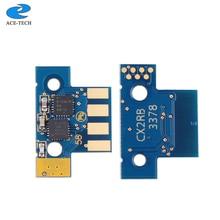 4K NA toner chip 80C1HK0 80C1HC0 80C1HM0 80C1HY0 for Lemark CX410 CX510 laser printer Cartridge