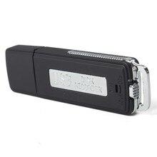 Elistooop Wiederaufladbare Mini Diktiergerät 70Hr WAV Audio Stift Digital USB Voice Recorder USB Stift-Stick Festplatte