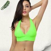 Bikini Top Retro Vintage Push Up Padded Big Cup Top Bra For Woman XXXL 2014 Hot