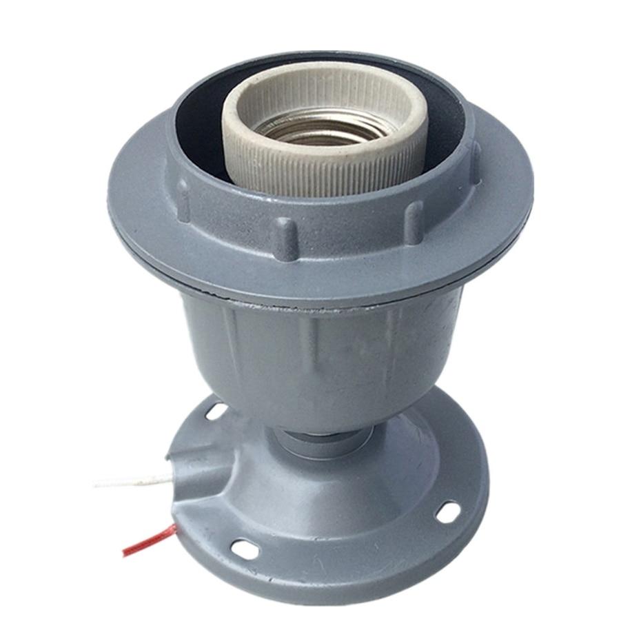 E27 baza svjetiljki aluminijska kapica za rudarsko lijevanje E40 - Različiti rasvjetni pribor - Foto 4