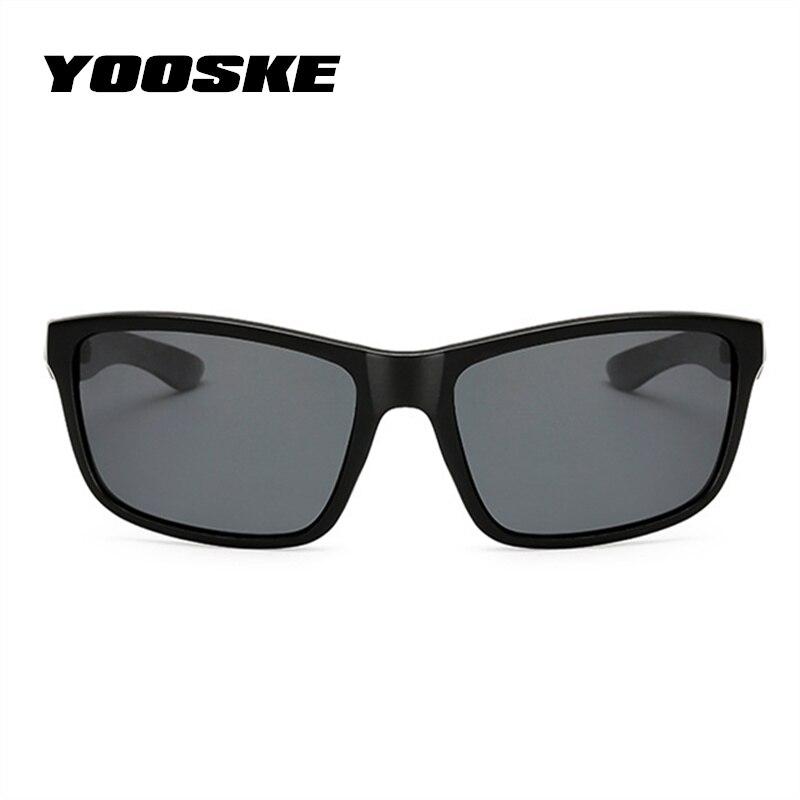 YOOSKE Männer Gläser HD Polarisierte Linse Sonnenbrille Männer Marke ...
