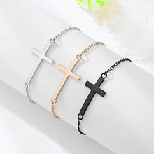 US $0.64 49% OFF|Cross Gold Hand Chain Link Male Mens Silver Charms Adjustable Bracelet Homme Men Jewelry Holy Knight Metal Bracelets for Women-in Charm Bracelets from Jewelry & Accessories on Aliexpress.com | Alibaba Group