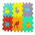 36Pcs Baby Child Number Animal Puzzle Foam Maths Educational Toy Gift Nov 11