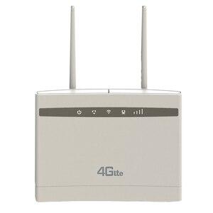 Image 1 - 4G LTE Wifi נתב CPE מהדר מודם נייד נקודה חמה אלחוטי בפס רחב עם ה SIM Solt Wi fi נתב תמיכת 32 wifi משתמשים