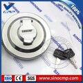 EX200-3 крышка гидравлического бака  крышка топливного бака для экскаватора Hitachi  высокое качество с гарантией 1 год