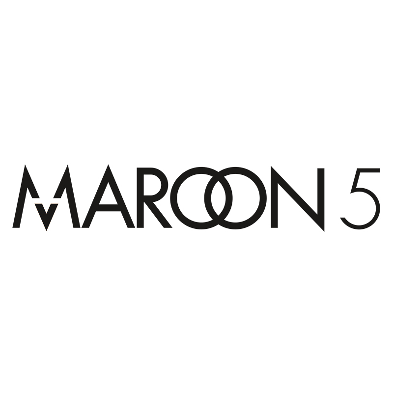 Maroon 5 Decal Sticker Free Shipping