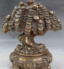 Chinese Bronze Feng ...