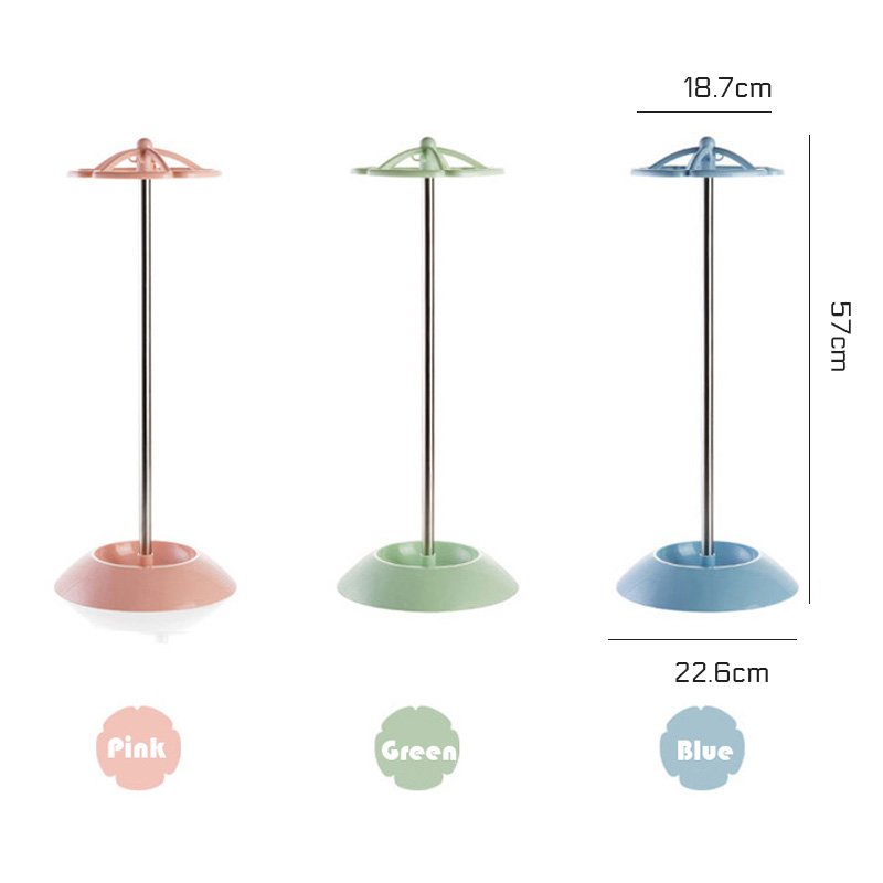 Stainless Steel 5 Holes Umbrella Stand For Storage Rack Holder Shelf Draining Water Dry Umbrellas Hanger