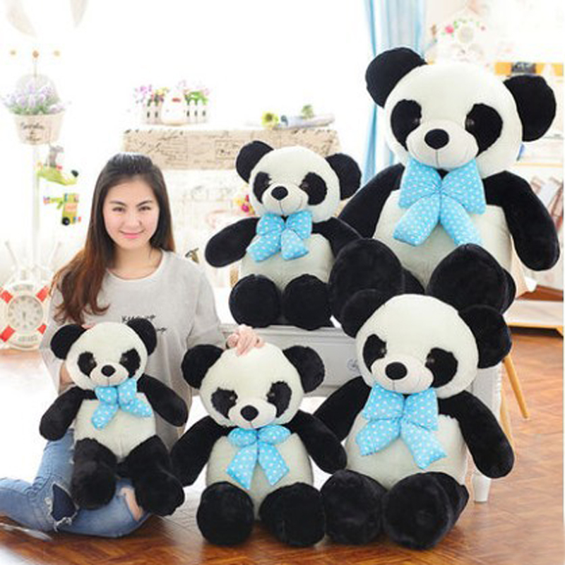 100 cm 120 cm grande peluche animal en peluche jouets Panda en peluche Jouet Poupée pour ami cadeaux