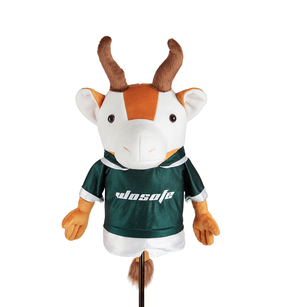 golf club driver headcover fit 460cc antelope aminal 2019 hot-in Golf Clubs from Sports & Entertainment