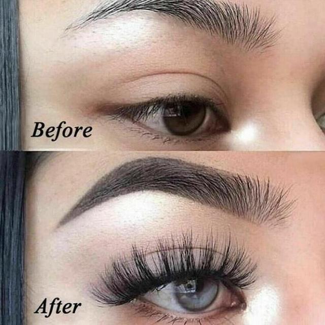 5Pair Mink Hair False Eyelashes Natural Cross False Eyelashes Long Messy Makeup Fake Eye Lashes Extension Make Up Beauty Tools 5