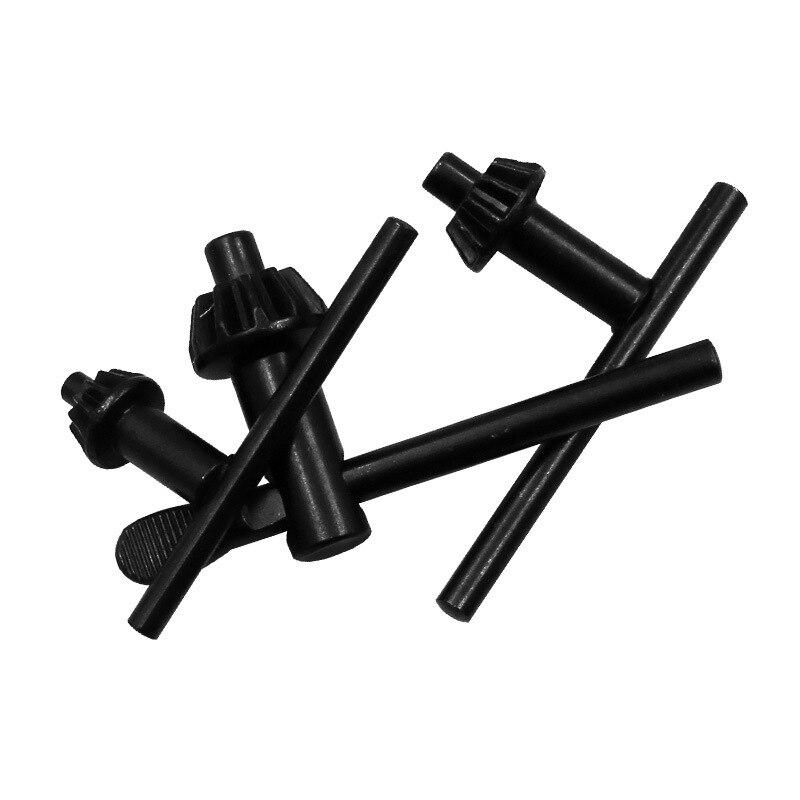 Mini Drill Chuck Micro 0.3-4mm Taper Mounted Drill Chuck Wrench Chuck Key Lathe Accessories