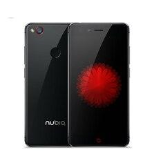 Оригинал ZTE Nubia Z11 mini Смартфон Snapdragon 617 MSM8952 Octa Ядро 5.0 «Android 5.1 3 ГБ RAM 64 ГБ ROM 16.0MP Отпечатков Пальцев