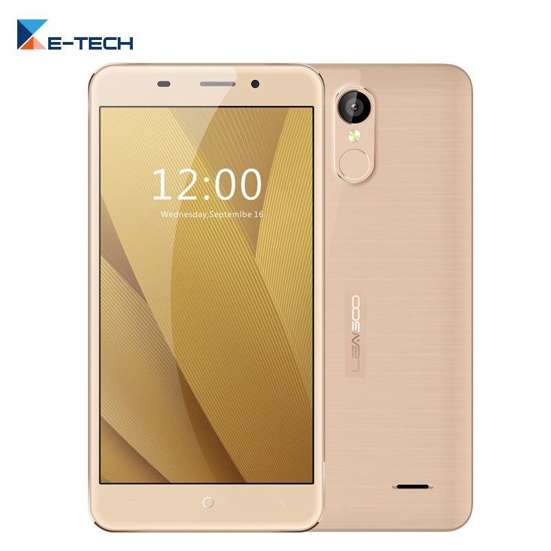 bilder für Leagoo M5 Plus Smartphone MT6737 Quad Core 5,5 Zoll Handy 2 GB RAM 16 GB ROM 4G LTE Android 6.0 Handy Fingerabdruck ID