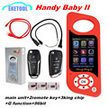 2019 New Handy Baby ii English/Spanish Version Auto Key Programmer Car Key Copy Works 4D/46/48 Chips Handy Baby 2 Original