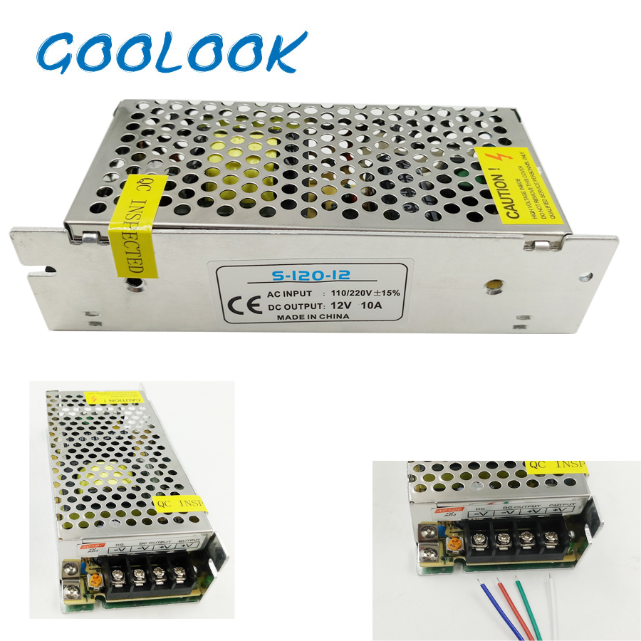 Transformadores de Iluminação tira conduzida luzes Material : Metal