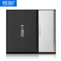 KESU Slim 9.5mm/0.37in 2.5 Metal 1TB 2TB Portable External Hard Drive USB3.0 Storage HDD External HD Hard Disk for PC Mac PS3
