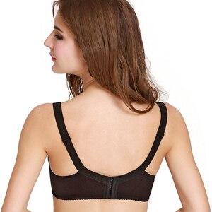 Image 2 - ONEFENG 6020 Brust Formen Bh für Silikon Brust Prothese Crossdress Titten Tasche Bh D Tasse