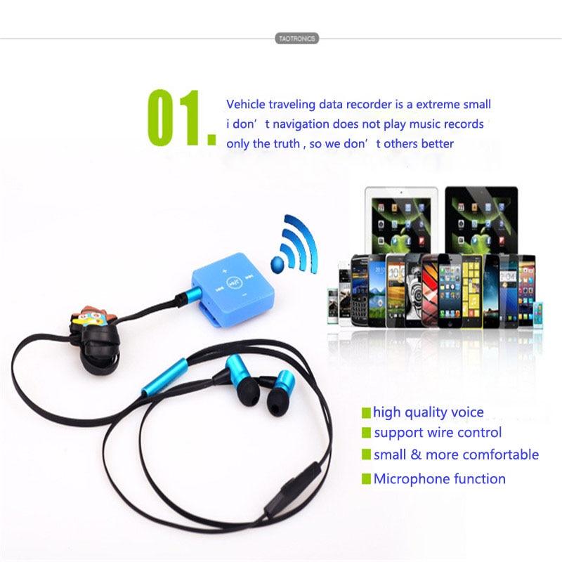 Desxz Wireless Sport Clip Headset Earphones Headphone
