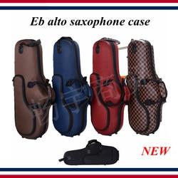 Eb alto saxophon fall, neue box stoßfest, wasserdicht verschleiß-beständig saxophon teile