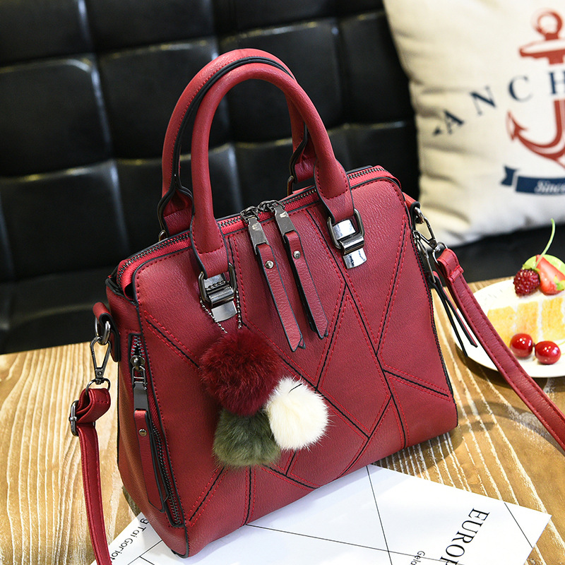ФОТО 2017 Shell women handbags with Striped women messenger bags leather shell bags hot selling for teenagers