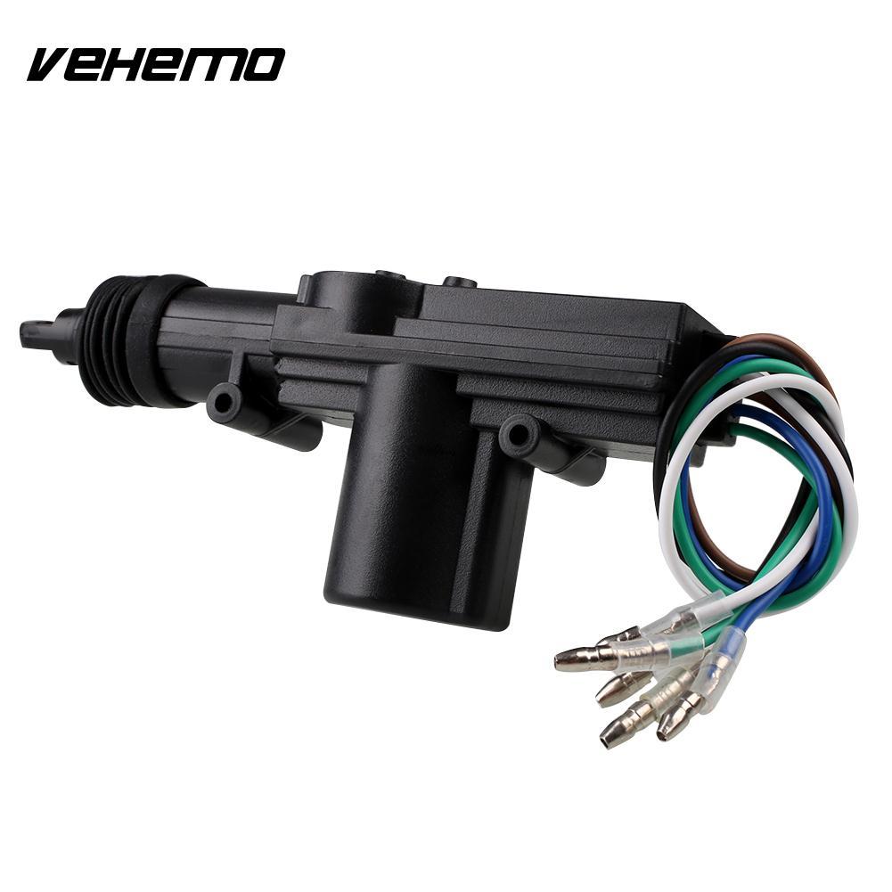 Serrure centrale de porte de voiture alarme de verrouillage automatique Kit de système d'entrée sans clé de sécurité