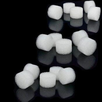 15Pcs Soft Filters Sponge Suit for Air Compressor Nebulizer Accessories Inhaler Catheter Atomizer Cup Health Care Adult Child