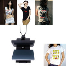 Purificador D Agua 2016 Top Fashion Pitcher Limited Clamshell Heat Press T shirt Transfer Sublimation Machine