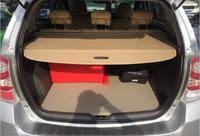 Jioyng Автомобильный задний багажник защитный лист для багажника Экран Защитная крышка для Toyota Verso 2011 2012 2013 2014 2015 (черный, бежевый)