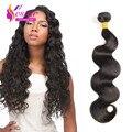 4 bundles brasileño de la virgen del pelo onda del cuerpo productos para el cabello rosa brasileño humano hair soul queen mink brasileña onda del cuerpo pelo de la virgen