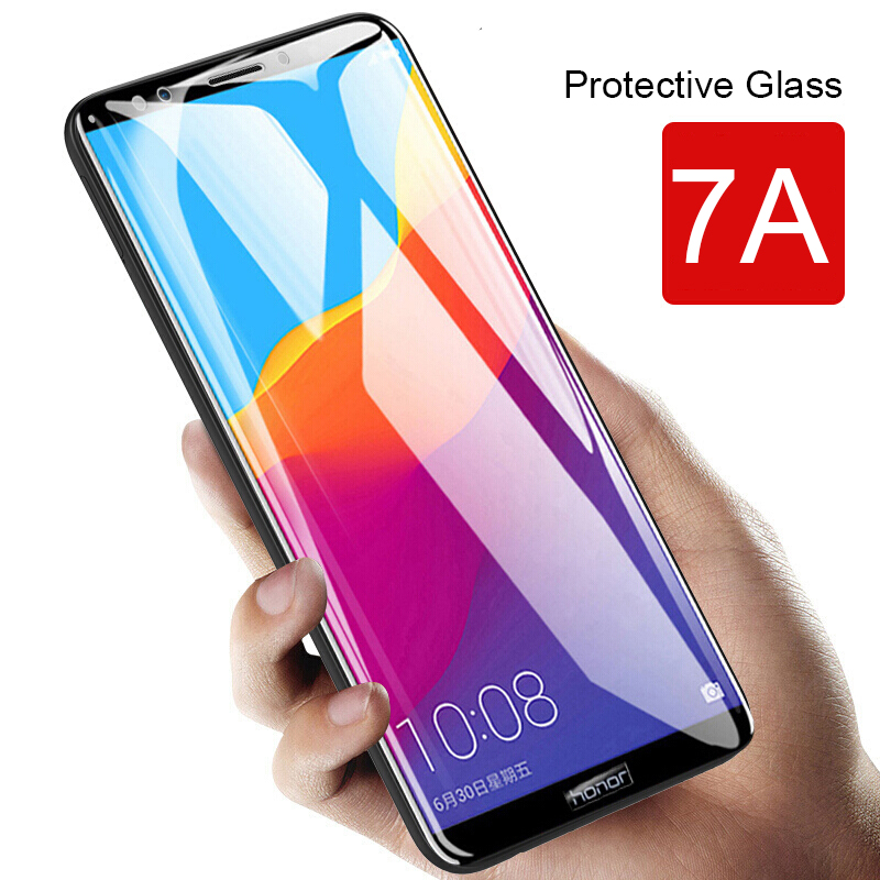 Tempered Glass Honor 7A 5.45 Screen Protector For Huawei Honor 7A Pro 5.7 On Honor7 A Global Honor7A Russia A7 Protective Glass