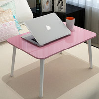 Size 60 2 40 2 28 7cm Dormitory Desk Lazy Folding Table Portable Notebook Computer