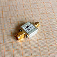 RF coaxial limiter SMA interface 0.01 ~ 300MHz 0dBm low threshold