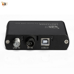 Image 5 - Sintonizador de TV Universal TBS5520SE, multiestándar, USB, para ver y grabar DVB S2X/S2/S/T2/T/C2/C/ISDB T FTA TV en PC