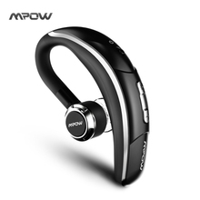 Mpow Wireless Bluetooth 4.1 Headset Headphones with Clear Voice Capture Technology for iPhone and Other smartphones