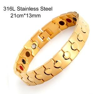 Men Jewelry Healing Magnetic B
