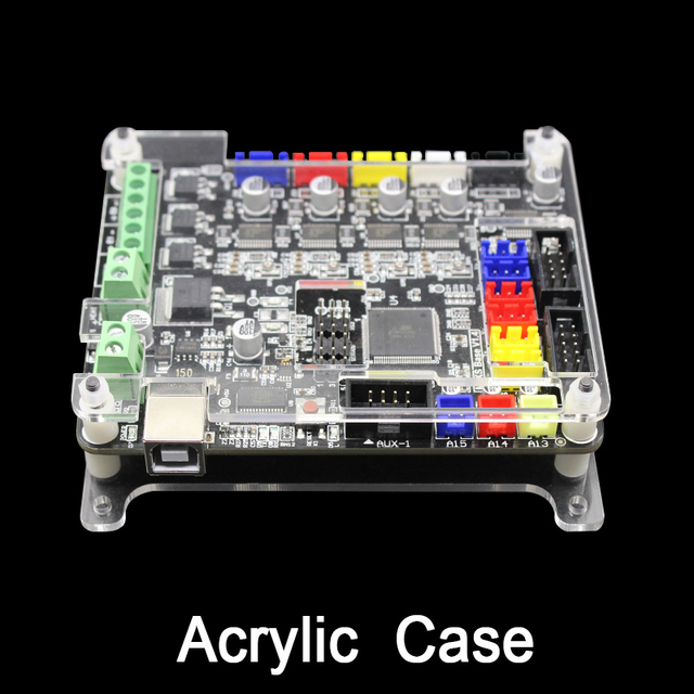 3D components integrated motherboard BIQU BASE V1.0 MKS BASE V1.5 compatible Mega2560&RAMPS1.4 controller RepRap Mendel Prusa i3