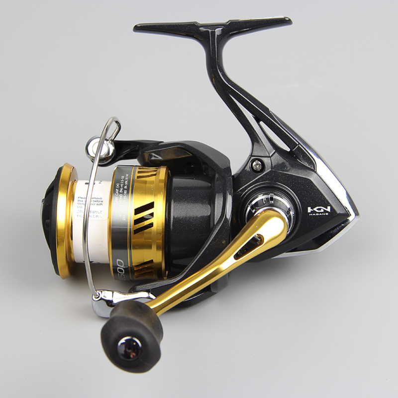 100% Original   SHIMANO SAHARA FI 500 1000 C2000S 2500 C3000HG 4000XG 5000XG Gear ratio 5.0:1/6.2:1spining fishing reel-in Fishing Reels from Sports & Entertainment    1