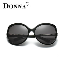 DONNA Brand Design Polarized Sunglasses Women Fashion UV400 Shades Female sunglass Male Eyewear Men Outdoor Glasses D128