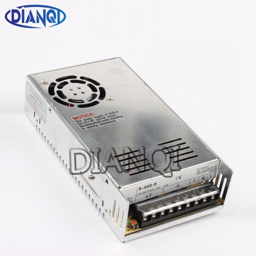 DIANQI puissance suply 5 V 9 V 12 V 13.5 V 15 V 24 V 36 V 48 V 400 w ac à dc alimentation ac dc convertisseur qualité supérieure