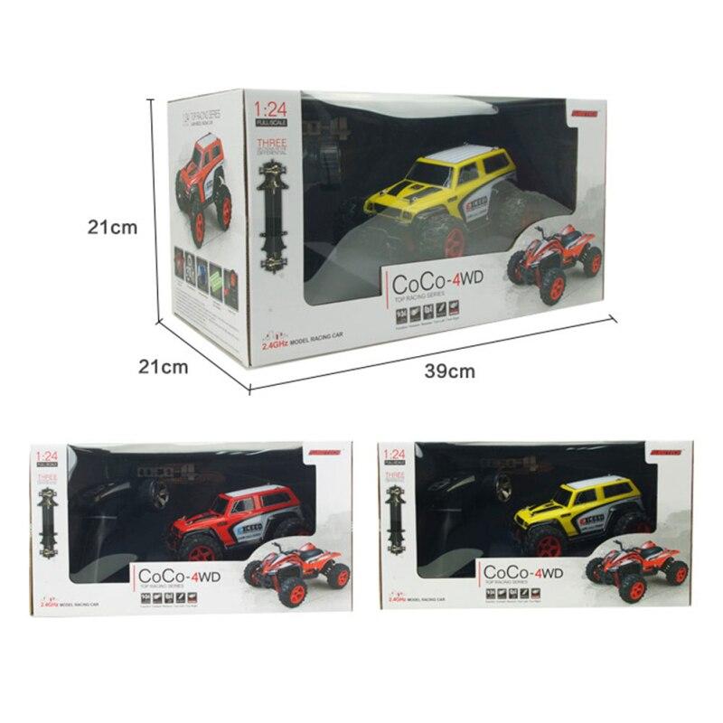 Rc escalada coche BG1510D alta velocidad Off Road Racing coche 4WD 2,4 GHz control remoto modelo rc juguete para niños los mejores regalos de juguete vs 94107 - 6