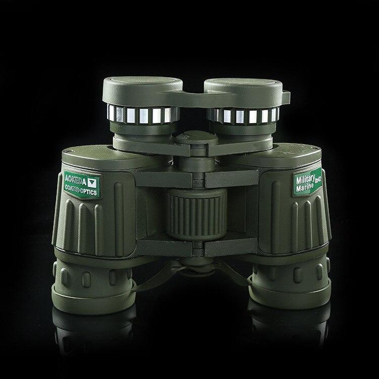 8x24 Compact Zoom Binoculars Long Range 5000m Folding HD Powerful Mini Telescope Bak4 FMC Optics Hunting Sports Vision бинокль cl zj 01 cl zj 01 lightweight compact folding 21 roof prism binoculars