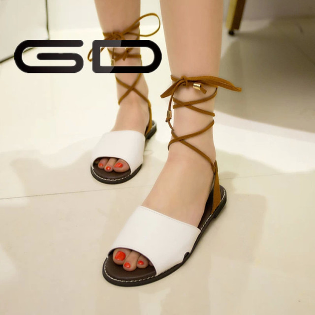 944015eed GD flat sandals for ladies pictures latest ladies sandals designs ladies  italian sandals designs